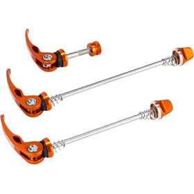XLC QR-L05 Colour Edition Set sgancio rapido, arancione